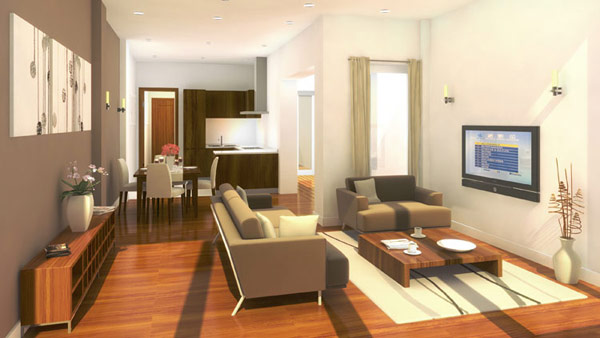3D residential images